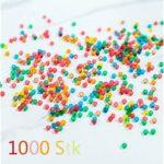 Chmentnanza Lot de 1000 capsules à cigarettes – Pour homme et femme – Cadeau