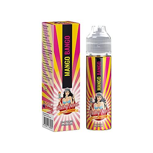 Slushy Queen Mango Bango No Ice Aroma (conforme à 2021).
