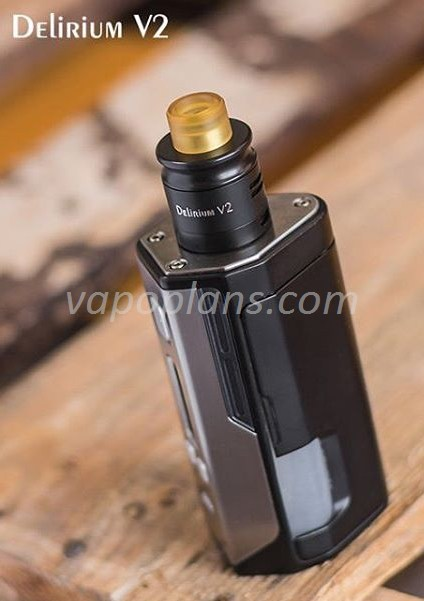 Kits BF 166w Lost Vape Drone - 120,70€ fdp in