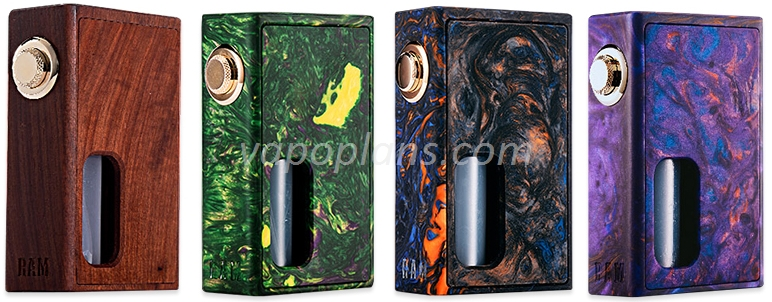 Box mécanique BF Stentorian / Wotofo RAM - 43,20€ fdp in