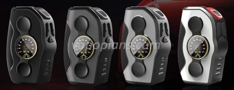 Box 200w Rev-Tech Nitro - 35,30€ fdp in