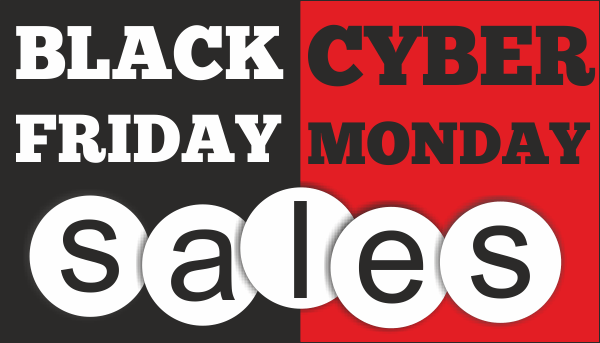 Promos Black Friday !