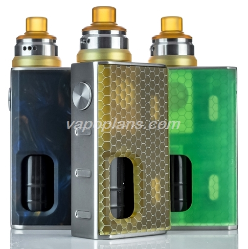 Box / Kit BF 100w Wismec Luxotic - 22,10€ / 31,90€ fdp in