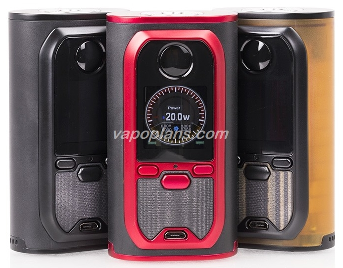 Box 200w Lostvape Modefined Lyra - 36,80€ fdp in