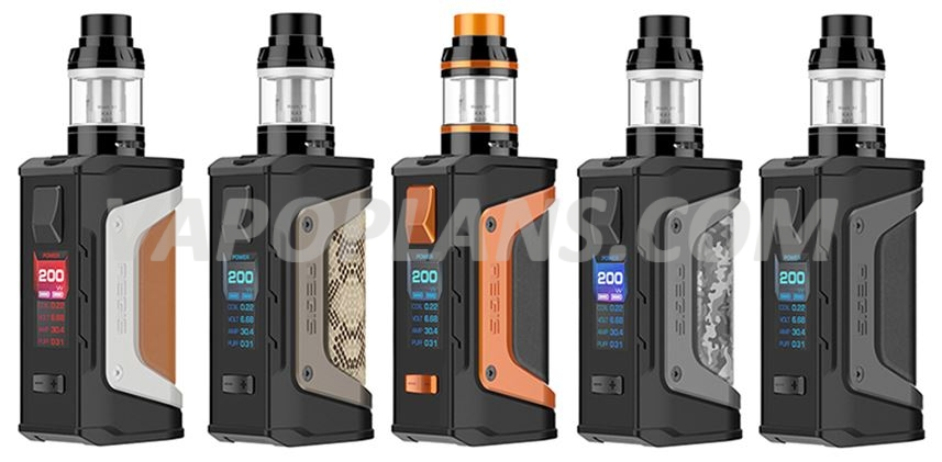 Box / Kit 200w GeekVape Aegis Legend - 34,60€ / 47,70€ fdp in
