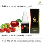 Cigma-10ml-E-liquid-Apple-Kiwi-Strawberry-Premium-Quality-Forumla-For-E-cigarette-E-Shisha-Money-Back-Guarantee-0-0