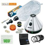 Premium-Volcano-Vaporizer-Classic-w-Solid-Valve-Kit-Scale-Mill-Grinder-Baggie-0