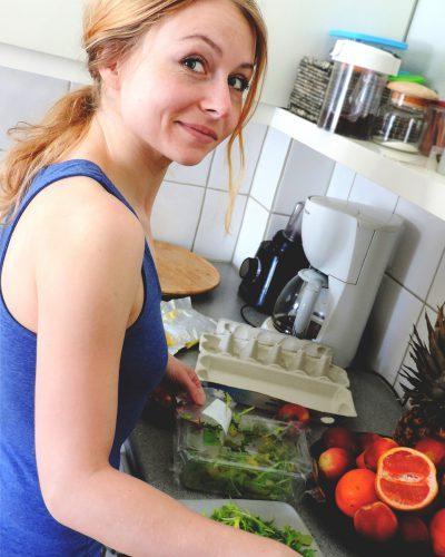 Cocina para una, cocina para singles