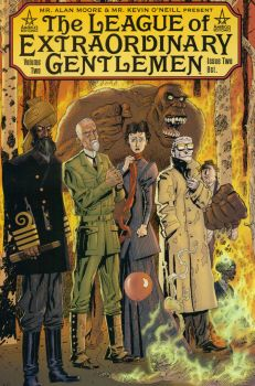 The League of Extraordinary Gentlemen vol.2