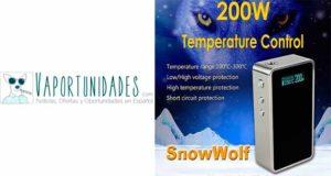 SnowWolf 200W