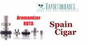 Aromamizer Spain cigar