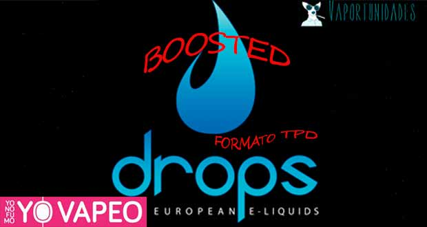drops boosted