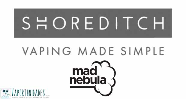 Pudn y Mixd - Shoreditch disponible en Mad Nebula
