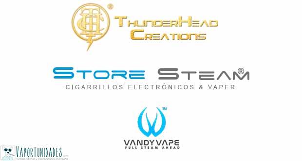 ThunderHead Creations y Vandy Vape