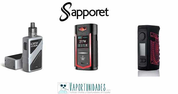 Mods electrónicos - De Sapporet