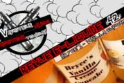 "E- נוזלי סקירה - וניל קרם קאפקייקס מ ברייס - ארה""ב - #42"
