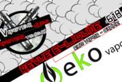 E-Liquid Review - Eko Vapor - DEEL 2 - VS - # 61b