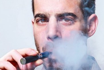 The safety of the electronic cigarette in question