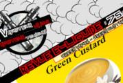 E-Liquid Review - зеленый заварной крем от зеленых вап - EN - #75