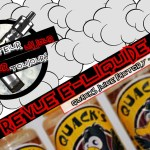 E-Liquid Review - Gizzard Juice by Quack's Juice Factory - USA - #50