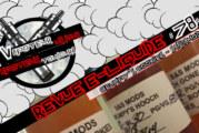 E-Liquid Review - Grumpy Cookies от S & S Mods - США - #78