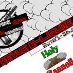Revue E-Liquide – Holy Cannoli de Bryce's – USA – #68