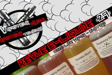 E-Liquid Review - Kustard от GOOD LIFE VAPOR - США - #29