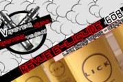 E-Liquid Review - Lick Brand Vapor - Deel 2 - VS - # 60b