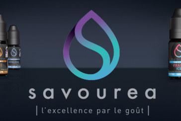 Publicité officielle – E-liquide – Marque Savourea (France)