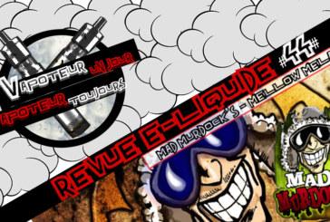 E-Liquid Review - Mellow Melange от Mad Murdock's - США - #44