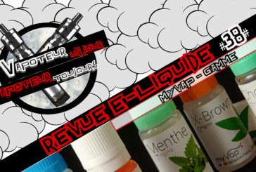 E-Liquid Review - Apple-Pineapple-Cafe de Myvap - EN - #38