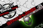 Recensione E-Liquid - Alien Visions Pg Hype - USA - #41