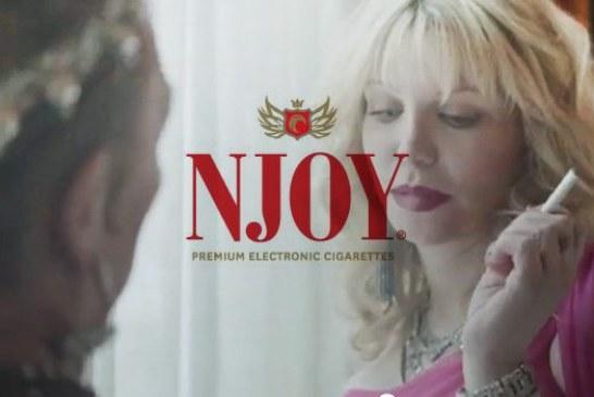 """פרסומת רשמית - Njoy - עם קורטני לאב (ארה""""ב)"""