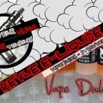 Revue E-Liquide – Straw-very Shortcake de Vape Dudes – #4