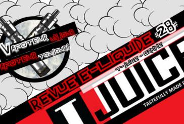 E-Liquid Review - T-Juice Range - Великобритания - #28