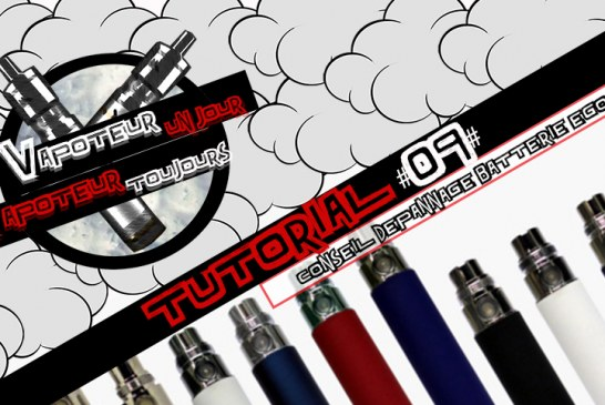 Tutorial #09 – CONSEIL/DEPANNAGE BATTERIE EGO
