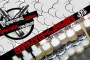 "E- נוזלי סקירה - תות שדה דבש-דבש על ידי מנהל אדים - ארה""ב - #31"