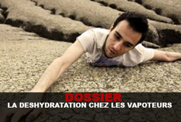DOSSIER: Dehydration in vapers