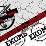 Revue E-Liquide #114 – EKOMS (FR)