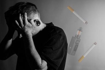 ФАЙЛ: Попадание в сигарету, это может случиться, главное - повторно вейпировать!