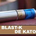 INFO BATCH : LE BLAST-K par KATO arrive !