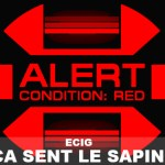 ECIG: CA מרגיש את FIR?