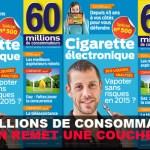 NEWS : 60 Millions de consommateurs en remet une couche !