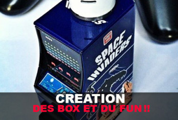 Creation: Boxes and fun !! (Volume 2)