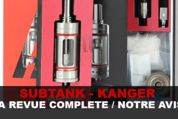 "REVIEW: THE COMPLETE TEST OF KANGER'S ""SUBTANK"""
