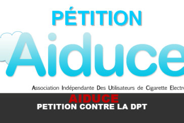 AIDUCE: Petition against the application of the TPD