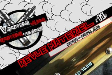 Revue Matériel #11 – PYRA – PICOLIBRI