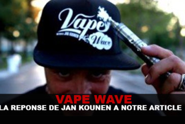 VAPE WAVE: Jan Kounen's Antwort auf unseren Artikel
