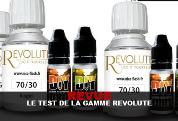 "REVIEW: THE TEST OF THE ""REVOLUTE"" RANGE (DIY)"