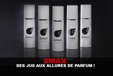 SMAX E-LIQUIDE : Des jus aux allures de parfum !